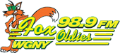 Fox Oldies 98.9 WGNY